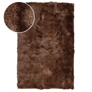 Tapete Chines Silk Shaggy  0.70x2.50m Bege