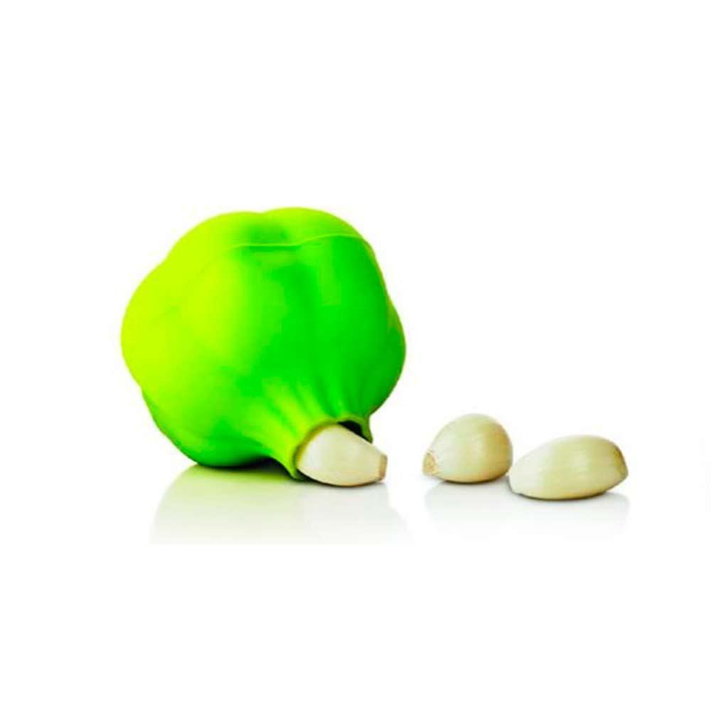 Descascador De Alho Verde Siliconezone - Sz023Vd