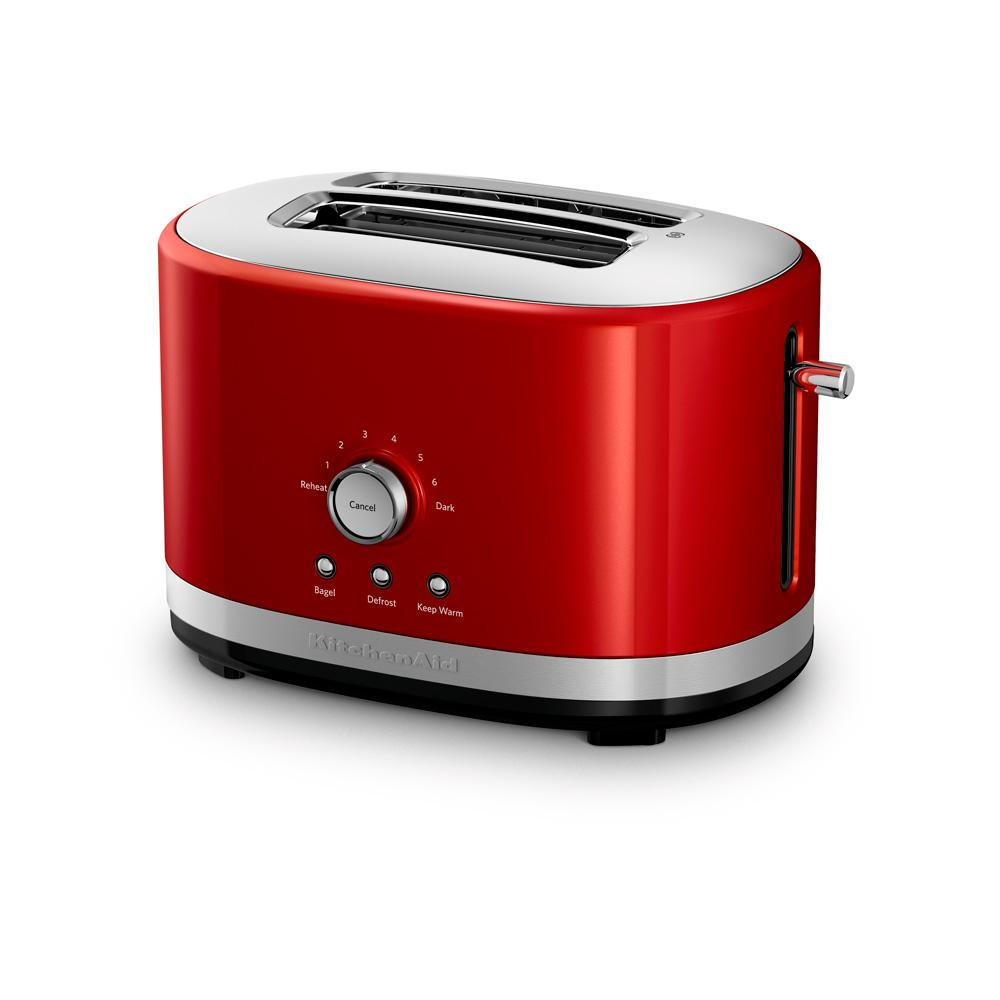Torradeira Manual Artisan 2 Fatias Empire Red 220V Kitchenaid