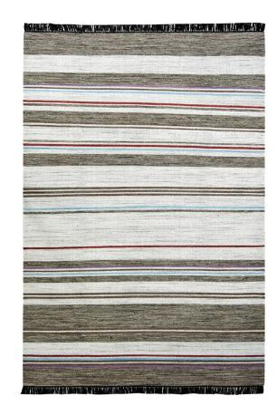Tapete Indiano Baider Stripe 2.00X2.50 Natural