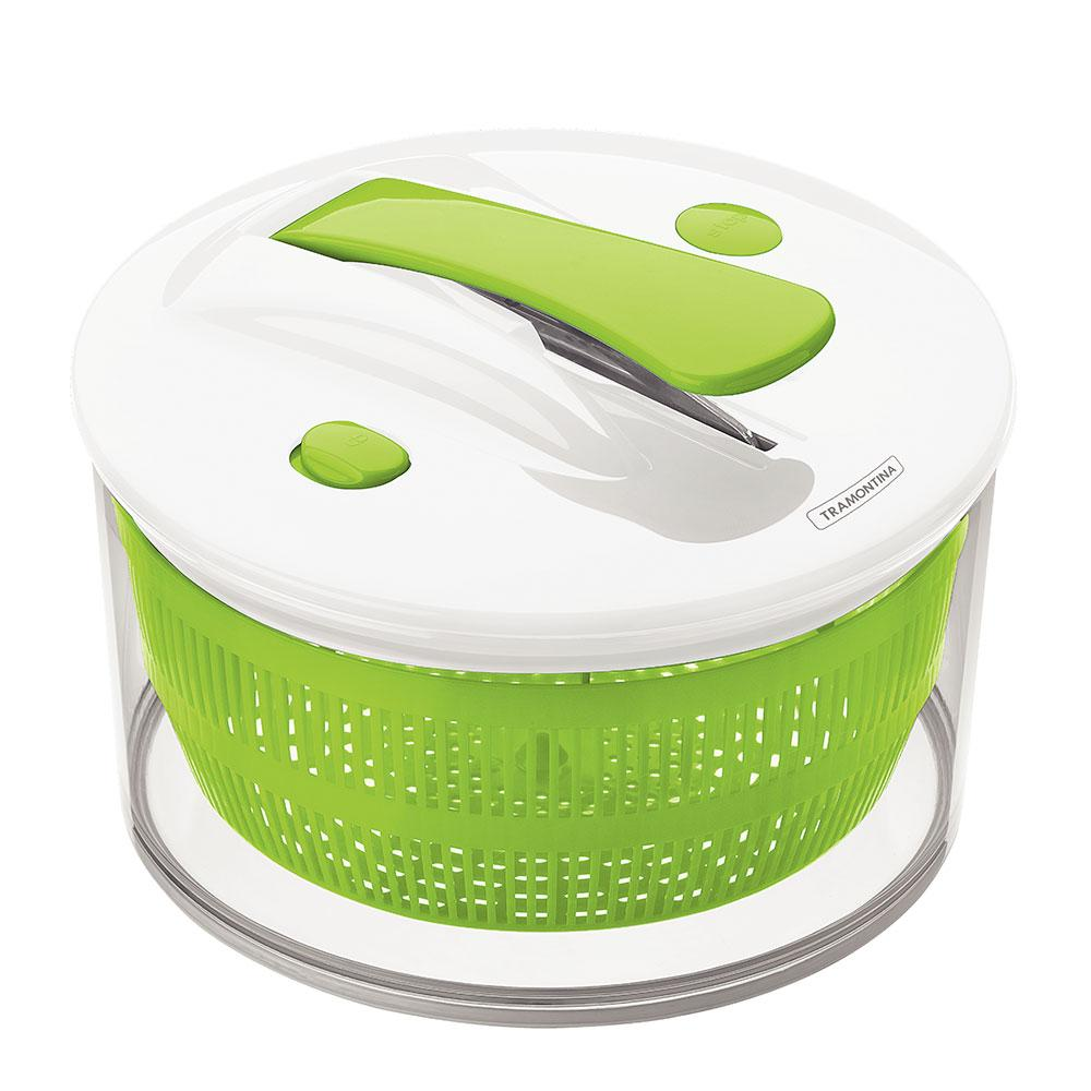 Centrifuga Multiuso Branco E Verde Agile
