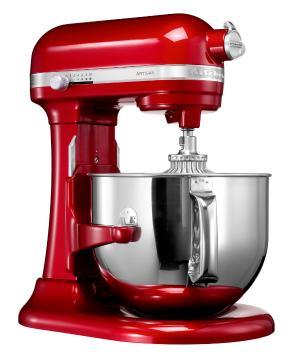 Batedeira Stand Mixer Pro 600 5,7l Passion Red 220v Kitchenaid