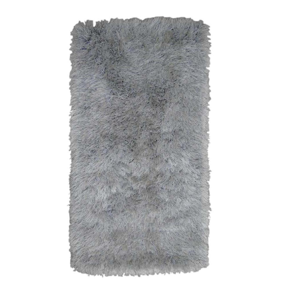 Tapete Chines Long Shaggy 2.00X2.50 Bege