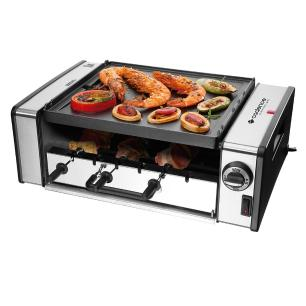 Grill Automatic Grill Chapa Dupla Face 220V Cadence