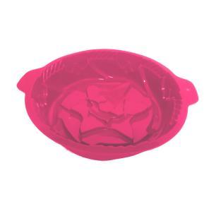 Forma De Bolo Silicone Estrela Rosa Basic Kitchen