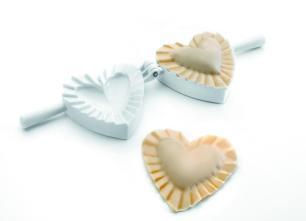 Molde Pastel/Empanadas Coração Ibili - 787500