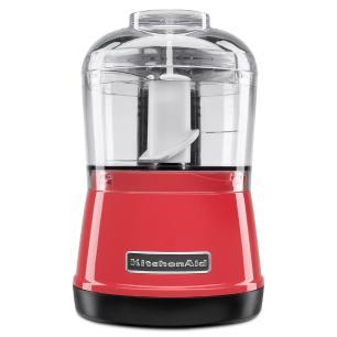 Mini Processador De Alimentos 127V Empire Red Kitchenaid