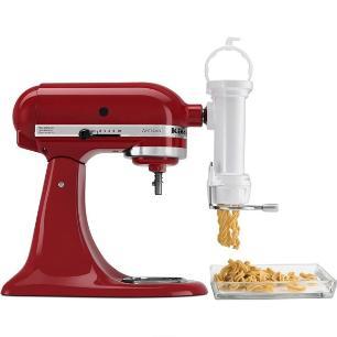 Set Pasta Press Kitchenaid