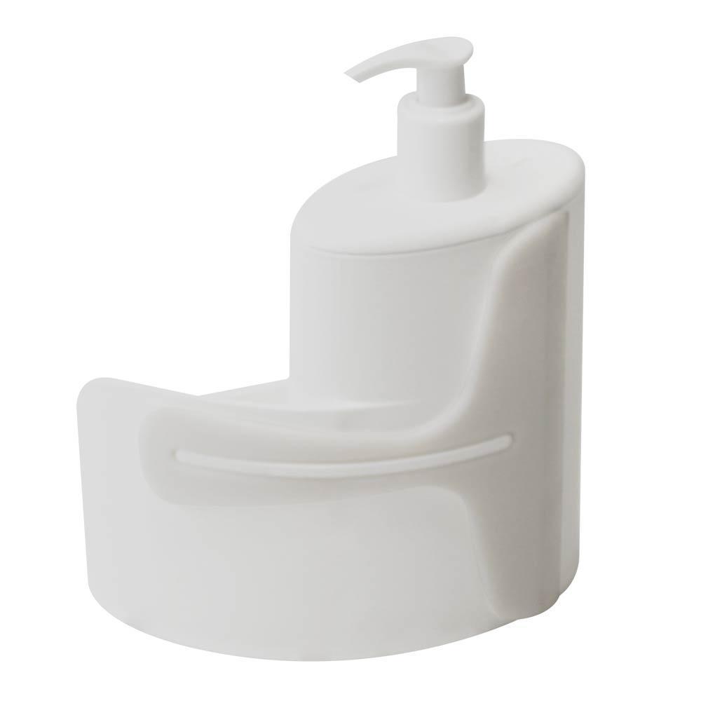 Dispenser Coza Abraço 600 Ml Branco