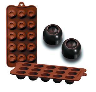 Molde Silicone Chocolates Diam Ibili - 860303