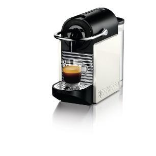 Máquina Para Café Pixie Clips White And Coral Neon 110V - D60-Br-Wr-Ne