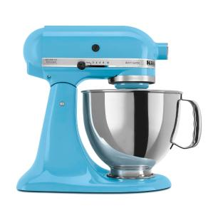 Batedeira Kitchenaid Stand Mixer Crystal Blue 110V