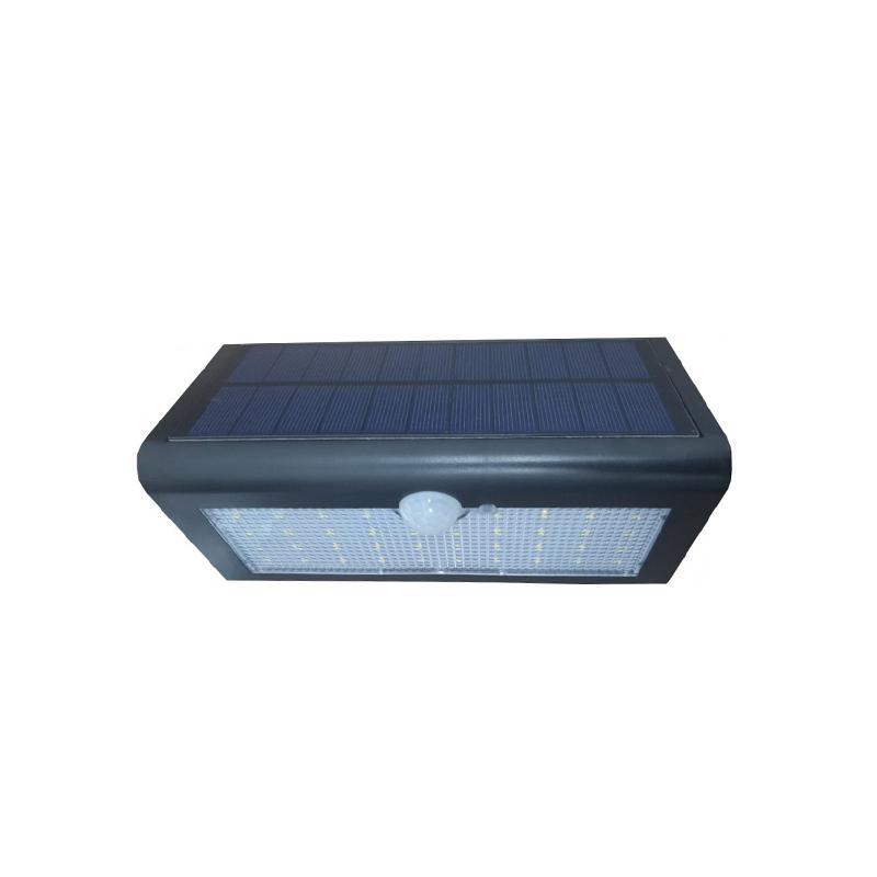 Arandela Solar Externa M2 com LED Branco Frio
