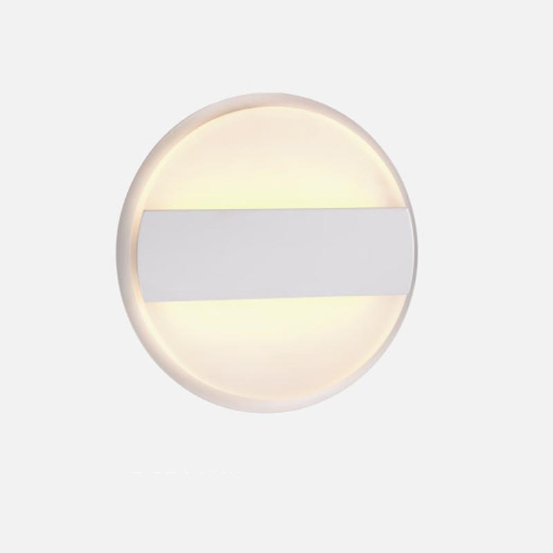 Arandela Retangular LED Branco Quente 12W EDC12232