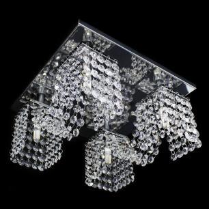 Lustre Plafon Quadrado 30x30x15cm - TOYOTA-M230
