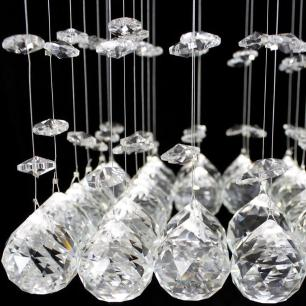 Lustre De Cristal Miyagi 17x17x20cm - Jp/Miyagi/17