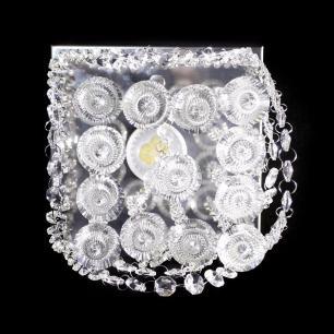 Lustre Minihama Quadrado 17x17x15cm Jp/Minihama/17
