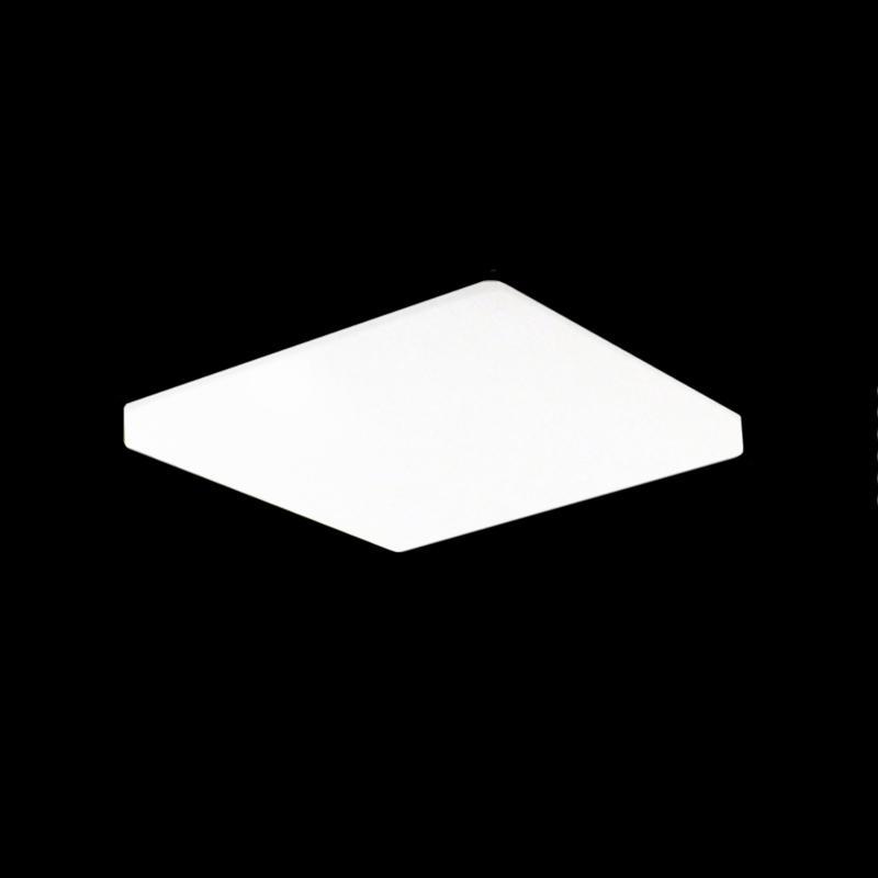 Painel LED Embutido sem Borda 25w Branco Quente