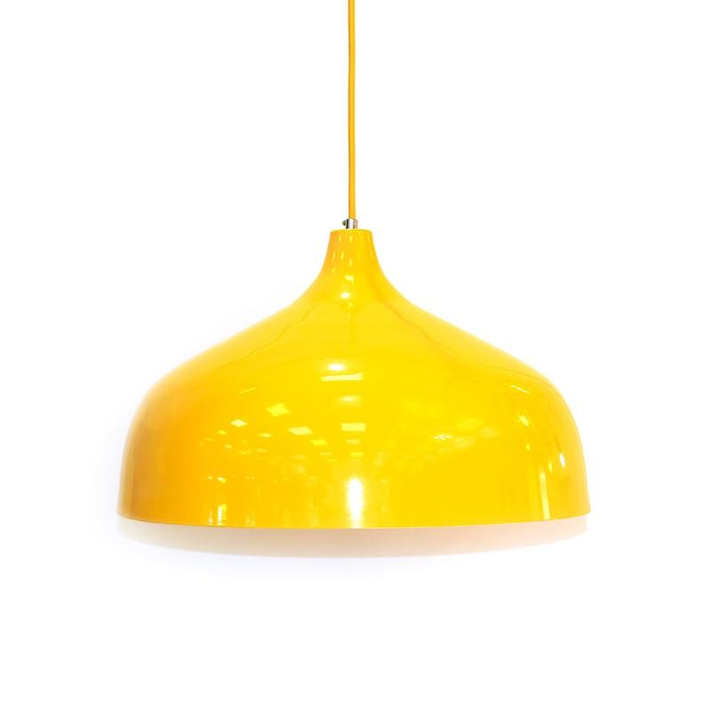 Pendente HT-Aladin Amarela para 1*E27 - PD460-AM