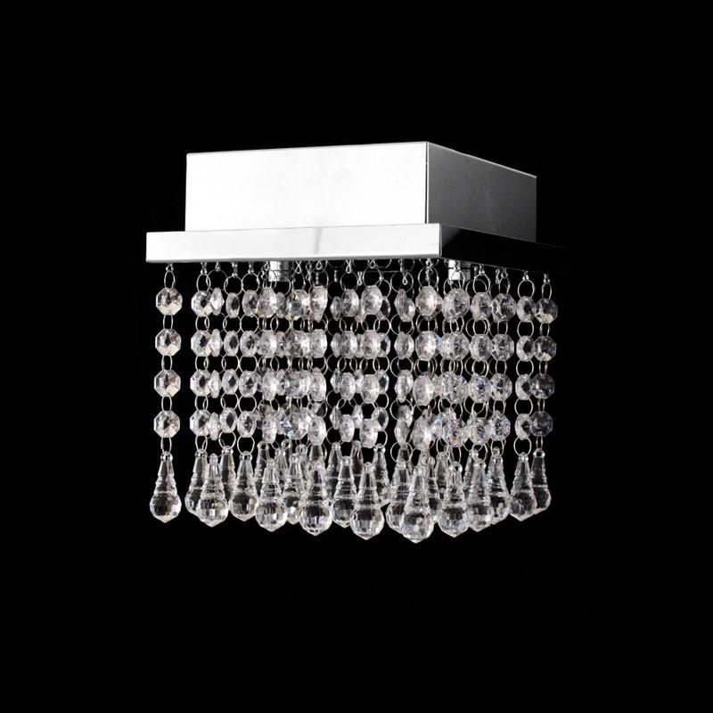 Lustre de Acrílico Évora Plus para 1 Lâmpada GU10