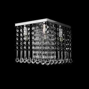 Lustre Plafon Acrílico 20x20x15cm - Jp Mito 20