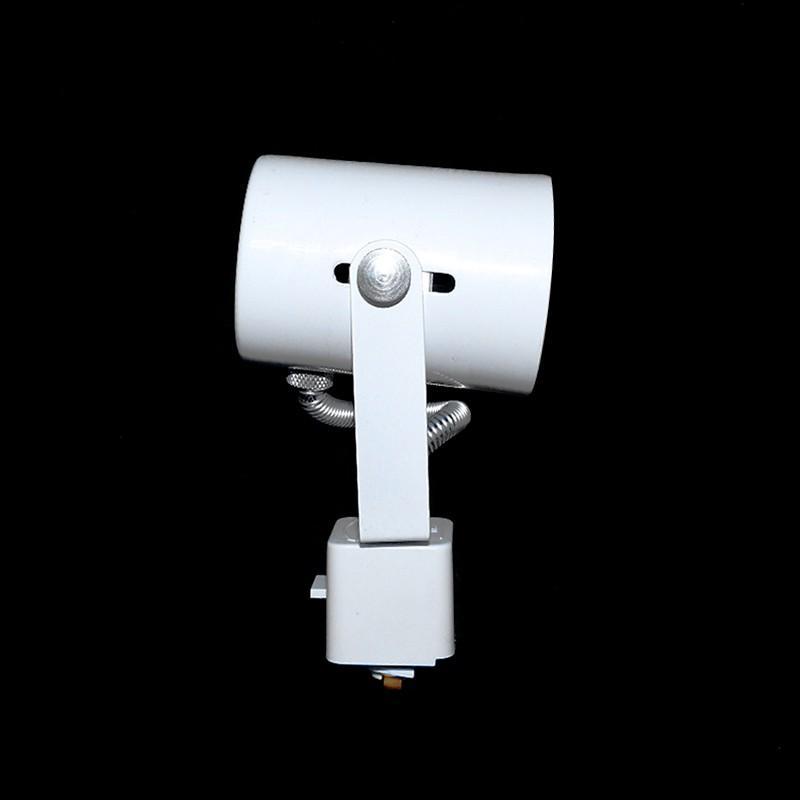 Spot de Trilho Valencia Branco para 1 Lâmpada GU10