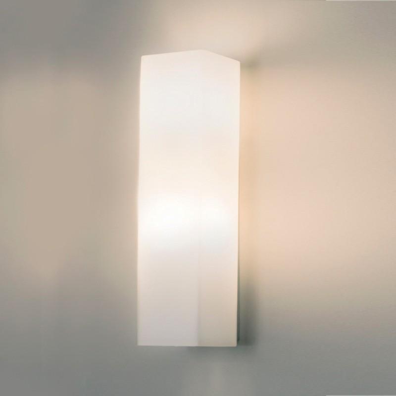 Arandela Fade Branca para 2 Lâmpadas E-27 - VT3113