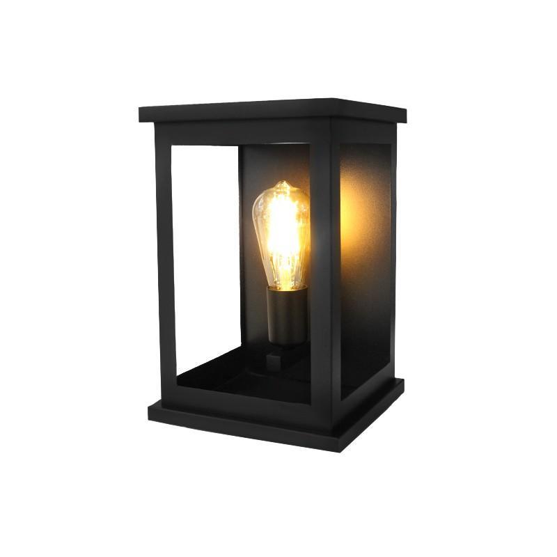 Arandela Shelter Interna com 1 Lâmpada LED Pêra