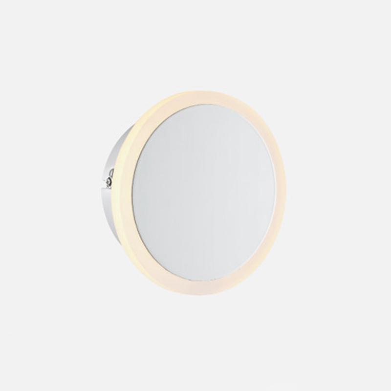 Arandela Redonda com LED Branco Quente - EDC12233