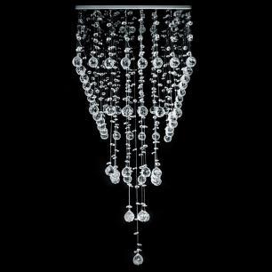 Lustre De Cristal Piramide 38x38x55cm Jp/Nagoya/38