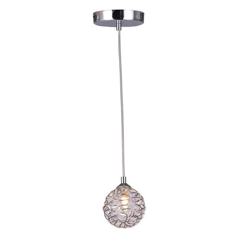 Pendente em Metal Ø10cm para 1 Lâmpada G9 - FO001S