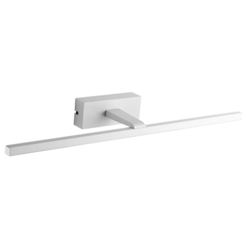 Luminária de Parede Arandela Linea Branco 8w Bella