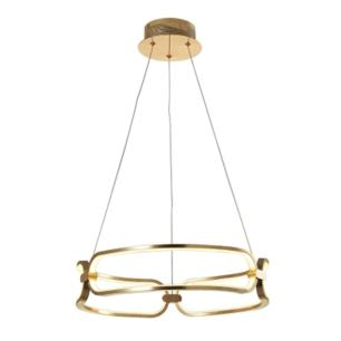 Pendente Lumina na cor French Gold Bella - BB006G