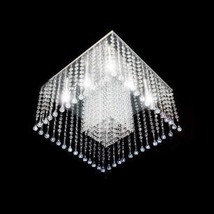 Lustre Plafon de Acrílico 8*G9 40cm - JP Mito 40