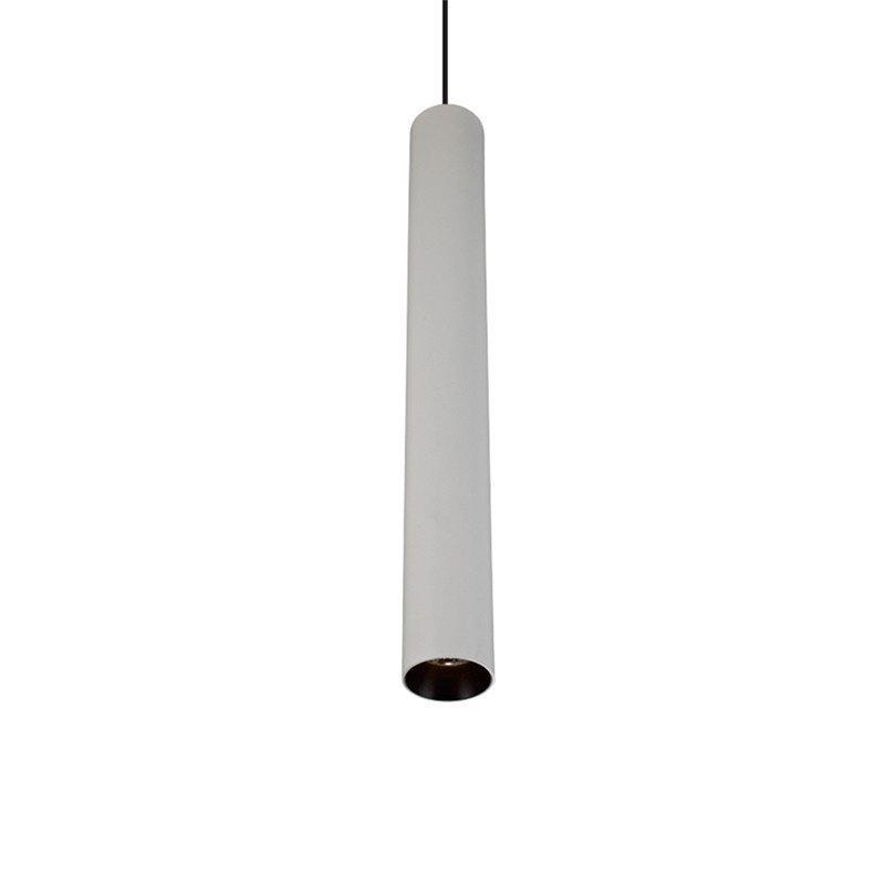 Pendente Branco e Preto com LED 5w 3000k - NS1039