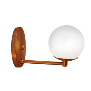 Luminária de Parede Arandela Jabuti cor Cobre