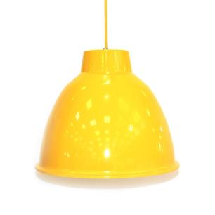 Pendente HT-Industrial Amarela para 1*E27 PD420-AM