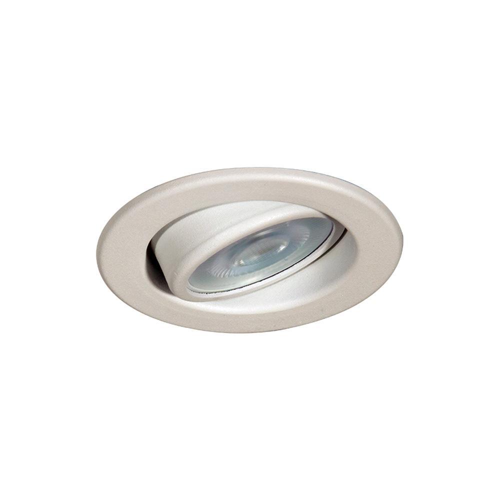 Spot Redondo Embutido para 1 Lâmpada Dicróica GZ10