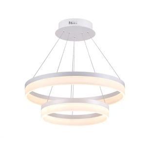 Pendente em Acrílico com LED Branco Quente 90W
