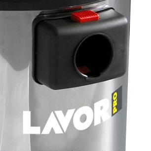 Aspirador 2400W Extratora Solaris Lavor