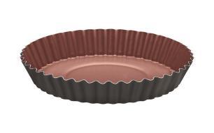Forma torta/bolo alum 26cm vermon grafite tramontina