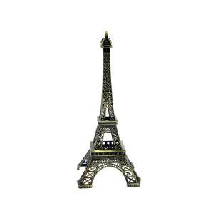Torre decorativa metal 18 cm - Zein