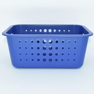 Caixa organizadora M  Azul marinho - OU