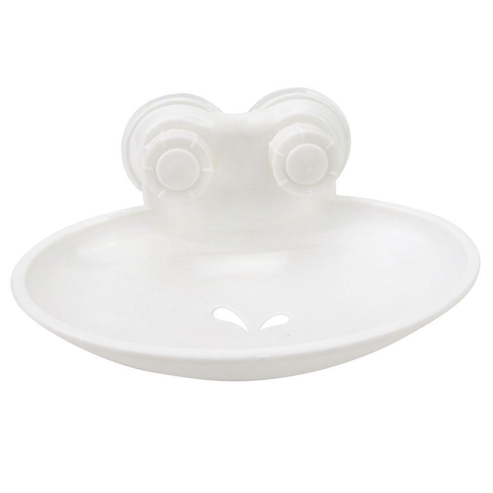 Saboneteira de Parede Plástica com Ventosas A2