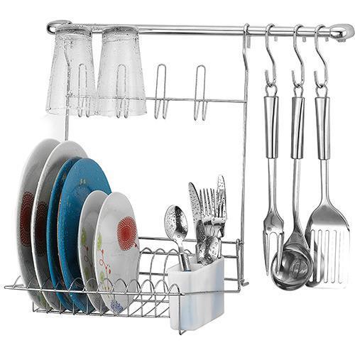 Cook Home em aço cromado Collection 8 - Arthi