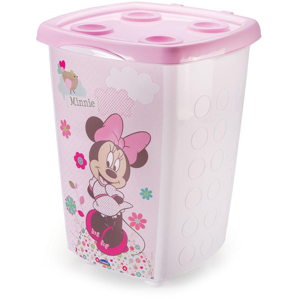 Cesto Minnie baby 38 litros - Plasútil