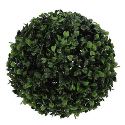 Bola de Grama Artificial para Decoração 35cm - Flor Arte