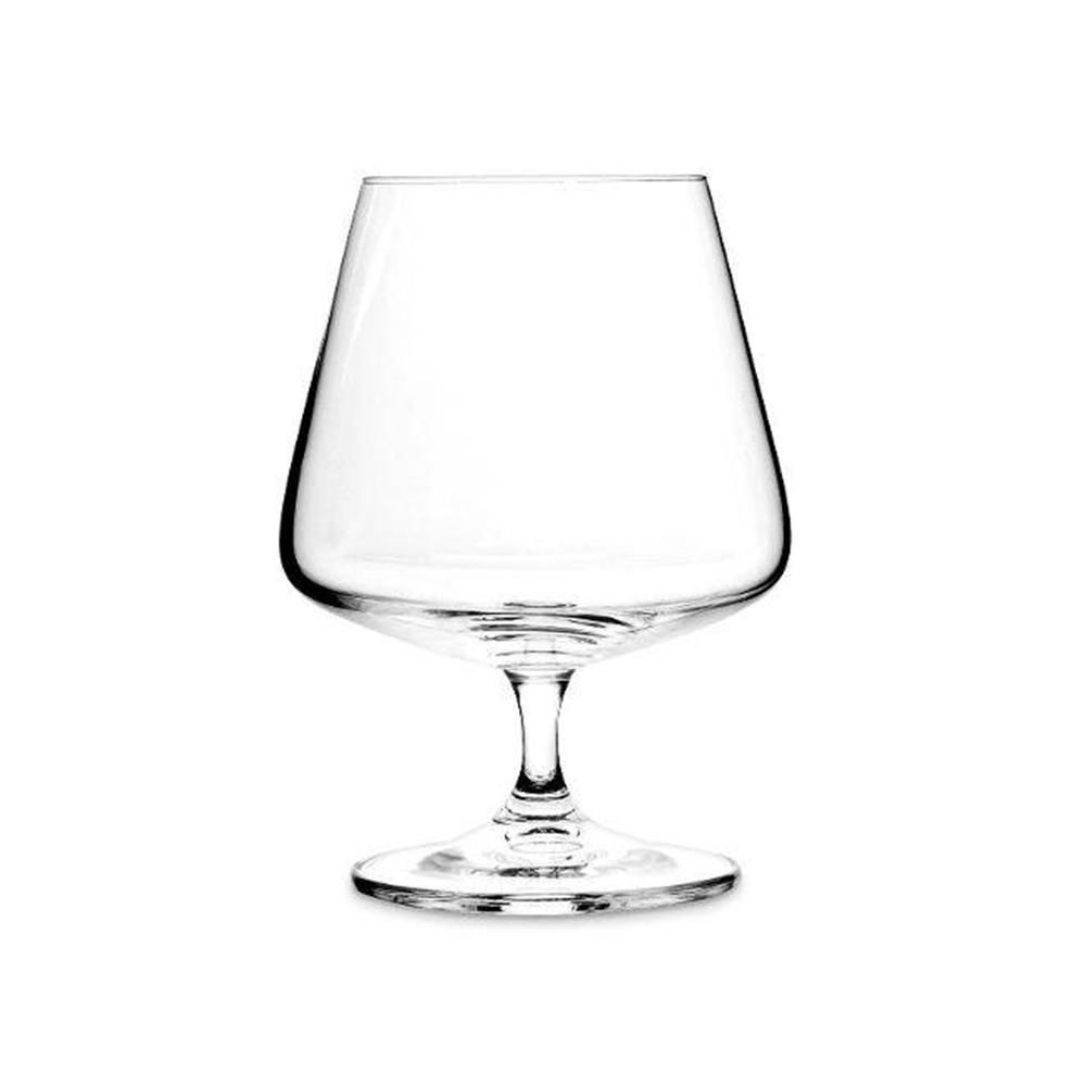 Jogo de taças gourmet brandy 560ml 6 unidades - Banquet