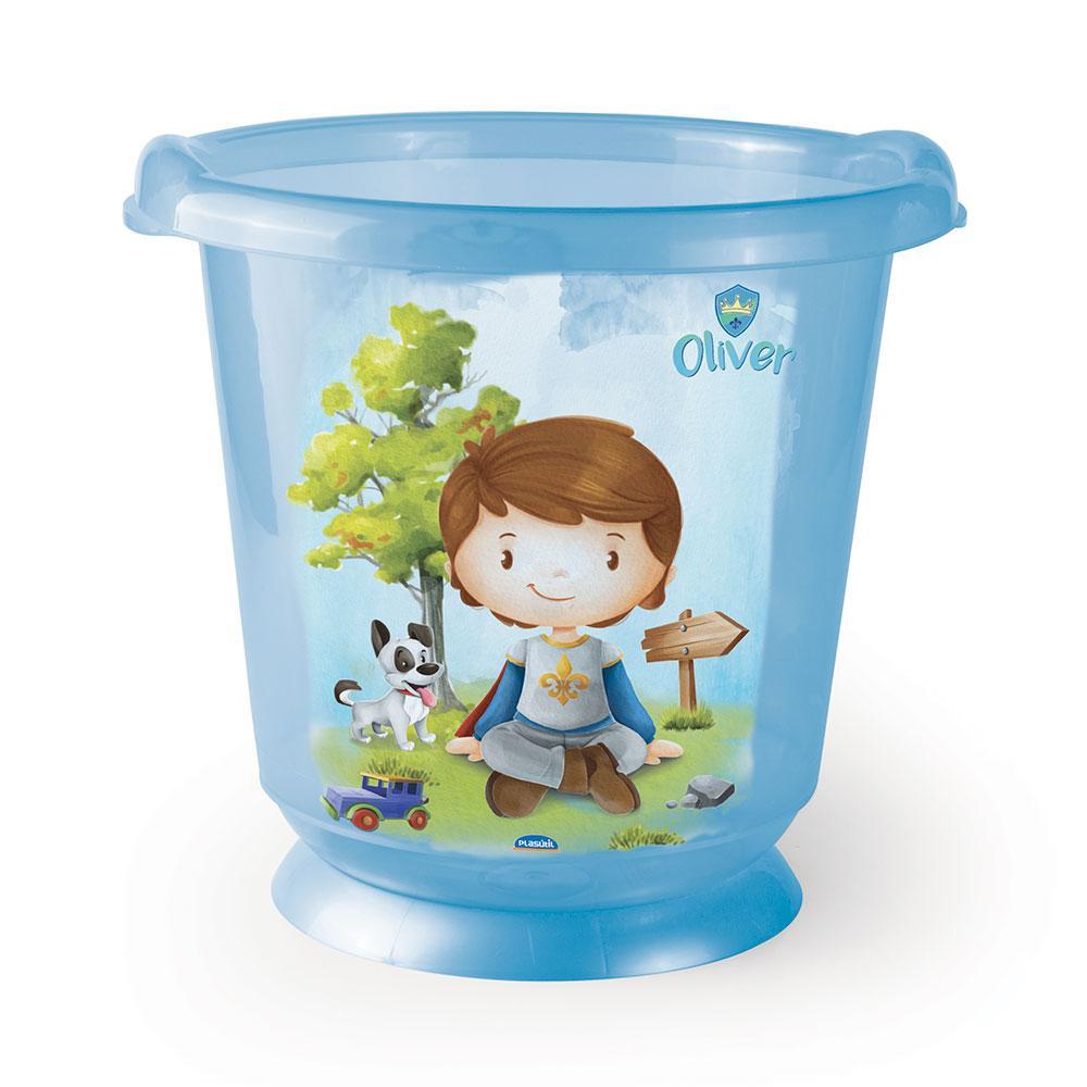 Banheira sensitive Oliver 17,2 litros - Plasútil