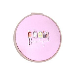 Espelho de maquiagem 7cm esdtampas diversas